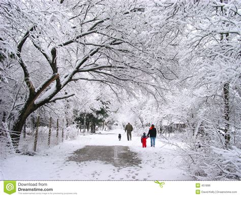school in snow royalty free stock image image family walk in the snow royalty free stock image image