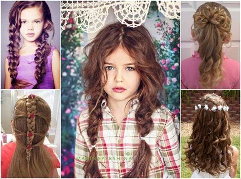 a stylish hair style for a 33yrs women 10 stylish hairstyle ideas for little girls with long hair