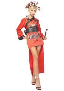 chinese dragon halloween costume dragon lady geisha costume