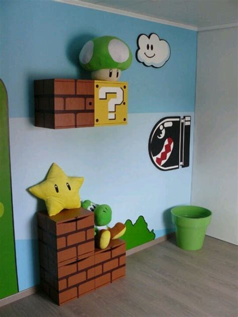super mario bedroom nintendo bedroom baby gear nursery ideas kids rooms