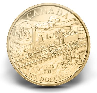 14 karat gold coin 175th anniversary of canada s