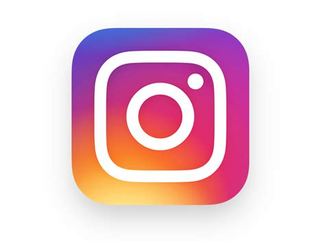 design instagram logo colourful and flat facebook gives instagram its first new