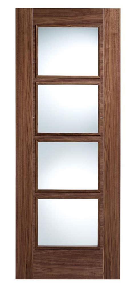 Glass Doors Vancouver Vancouver Glazed Walnut Door Fd30 Walnut Doors
