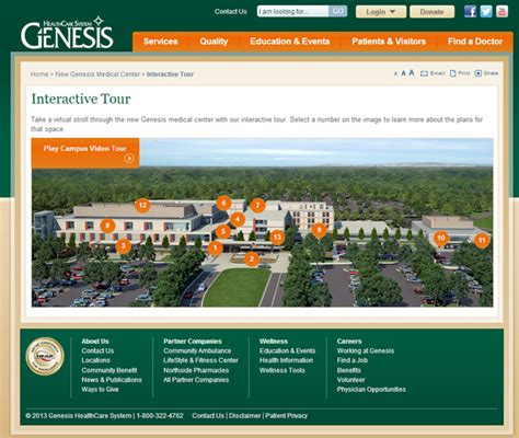 Genesis Health Care New Detox Facility In Zanesvile Oh by Center Tour Keeps Community Updated