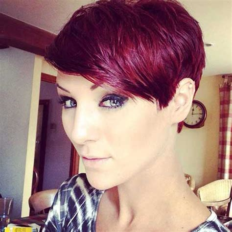 haircut to style better 20 red hair better pixie 187 new medium hairstyles