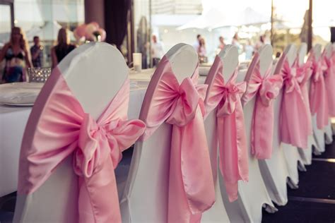 white and pink pink and white theme