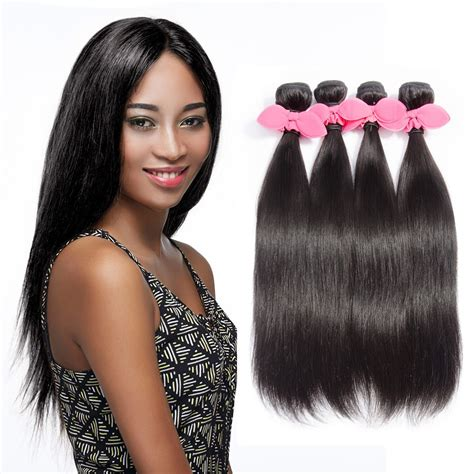 ombre weave hair st straight brazilian remy hair 4 bundles