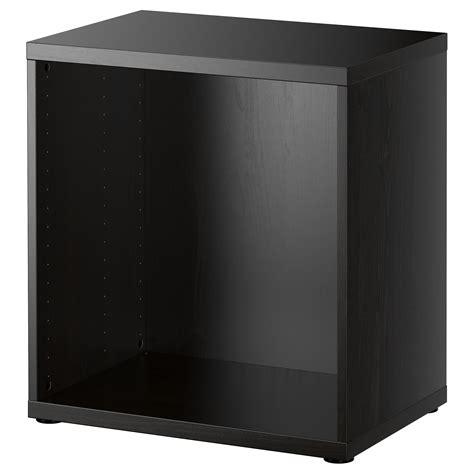 ikea besta black best 197 frame black brown 60x40x64 cm ikea