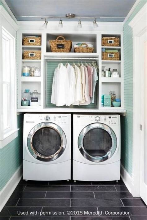 Laundry Hers For Small Spaces 25 Best Ideas About Small Laundry Rooms On Laundry Room Small Ideas Small Laundry