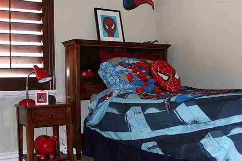 spiderman bedroom ideas spiderman bedroom decorating ideas for kids