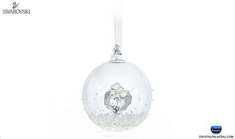 swarovski christmas ball ornament annual edition 2016