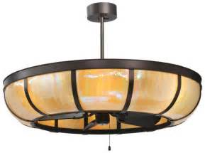 Ceiling Fan Lighting Fixtures Meyda Custom Lighting Introduces Bent Stained Glass