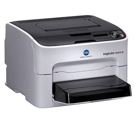 Printer Laser Warna Konica Minolta printer konica minolta magicolor 1650en printer solution