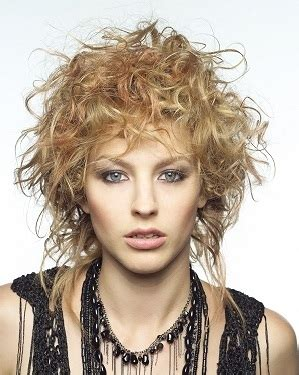 short naturally curly hair styles 05   Curly Hairstyles