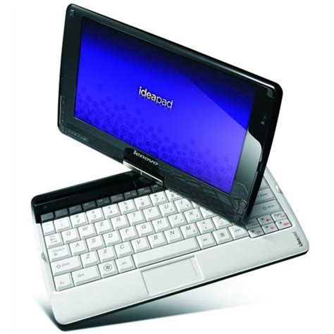 Laptop Tablet Lenovo lenovo ideapad s10 3t tablet netbook