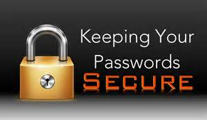 keeping your passwords secure