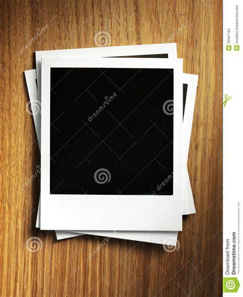 style polaroid polaroid style photo frame stock image cartoondealer