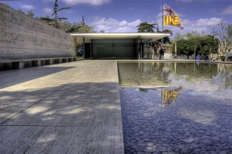 pavillon mies der rohe gallery of ad classics barcelona pavilion mies der