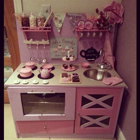 Handmade Wooden Play Kitchen - handmade play kitchen 28 images i buttons by handmade