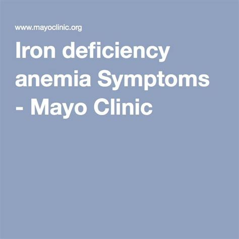 protein f deficiency symptoms 25 best ideas about anemia symptoms on iron