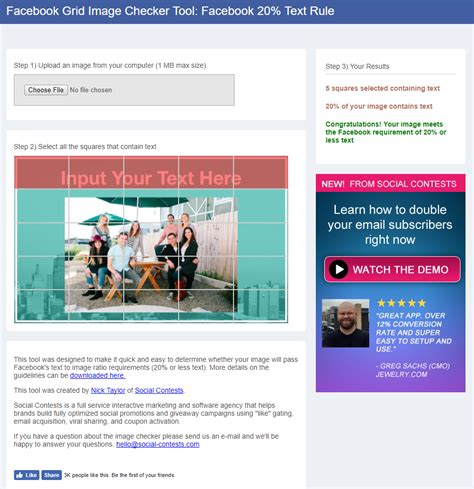 fb grid tool how to make awesome fb ad images