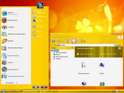 windows xp live theme for windows xp vista live yellow for xp by nait0 on deviantart