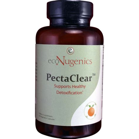 Citrus Pectin For Detox by Pectaclear Modified Citrus Pectin With Algimate 174 60 Veg