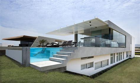 Celebrity Interior Homes casa v by estudio 6 arquitectos caandesign