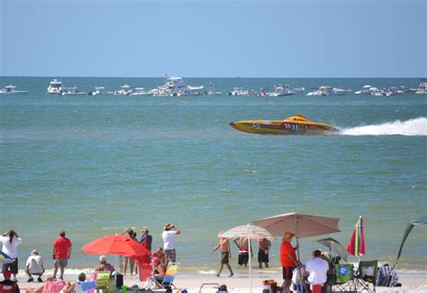 super boat races 2014 at clearwater beach - Clearwater Boat Races