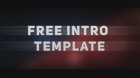 free intro template free intro template by jade marfi