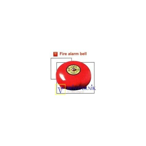 Alarm Kebakaran alarm rotary bell triviteknik
