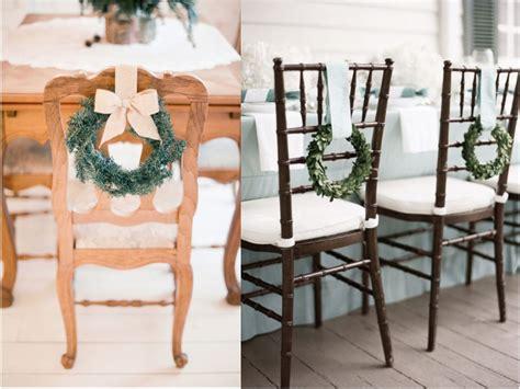 sillas decoradas de navidad  te inspiraran