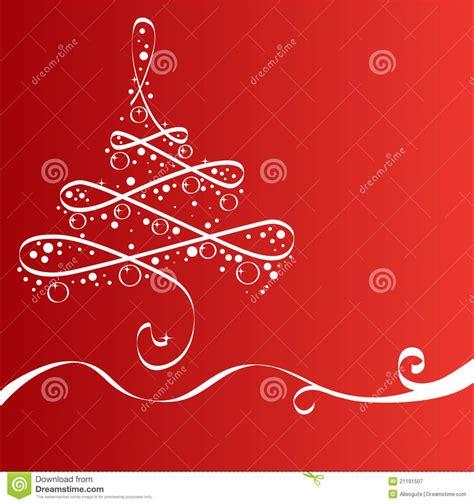 weihnachtsbaum karte lizenzfreie stockfotografie bild