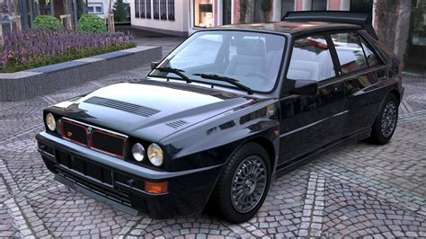 lancia delta integrale by zandor95 on deviantart