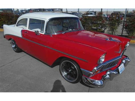 1956 chevrolet for sale 1956 chevrolet 150 for sale classiccars cc 659732