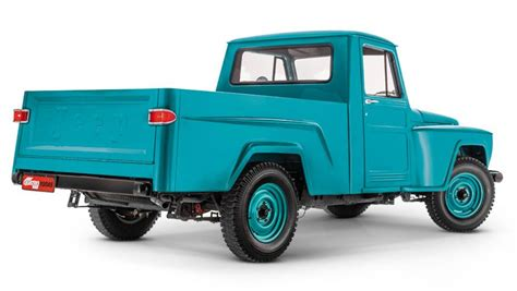 imagenes de pick up jeep willys willys pick up jeep ford f 75 quatro rodas