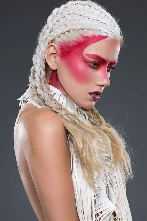 fantasy haircuts in denver co 372 best exotic make up images on pinterest
