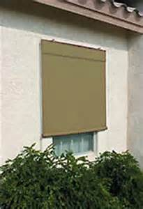 Exterior Window Coverings Awnings Sunsational Exterior Solar Shades 6ft X 6ft Sage 3020604