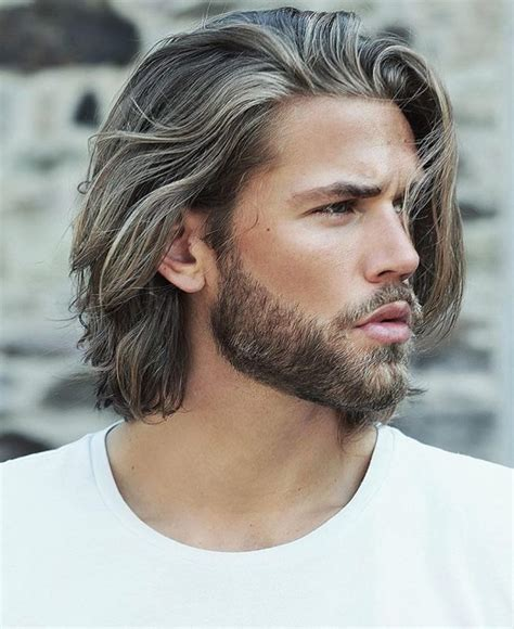 3 year long hair men 50 best chin length hair for men easy stylish 2018
