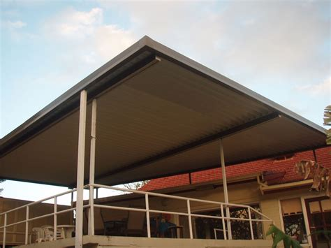 Patio Gutters by Difficult Access Patio Gutter Absolute Gutters