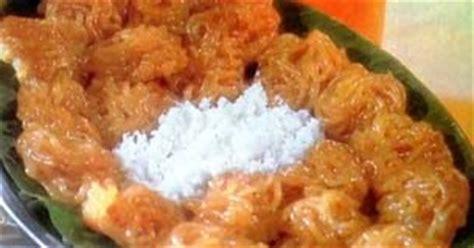 resep putu mayang kue basah tradisional aneka resep resep kue putu mayang gula merah resep aneka masakan