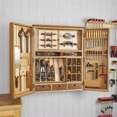 pin  keith hammitte  woodshop   tool storage
