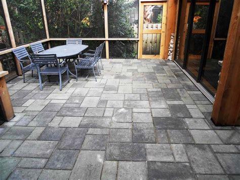 Concrete Patio Blocks 18x18 - lowes pavers 16x16 patio home decor stepping