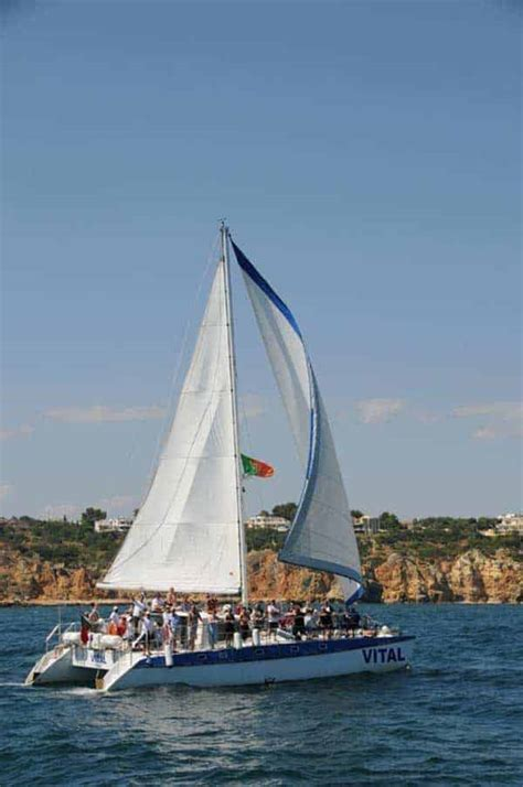 catamaran hire vilamoura vilamoura catamaran sailing tours tickets prices