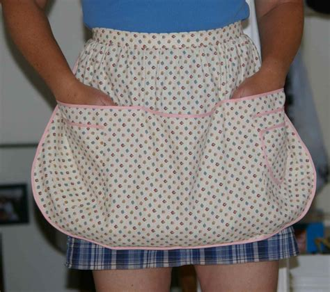 pattern clothespin apron clothespin apron