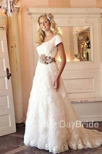 modest wedding dresses latter day allure amp david