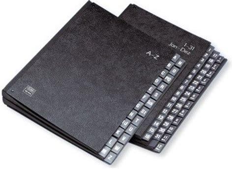 Elba Signature Book A4 E41403 elba 42404 signature book 24 dividers a4 fiberboard a to z black