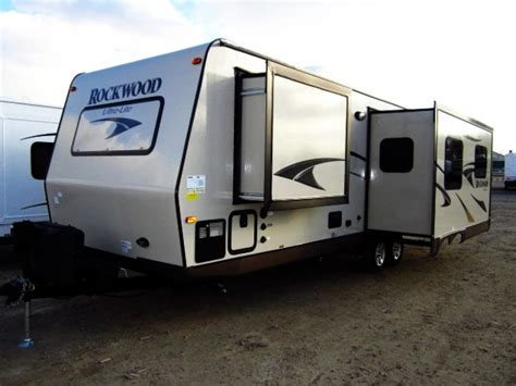 rockwood ultra lite travel trailer by forest river 2013 forest river rockwood ultra lite 2604ws travel