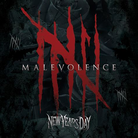 new year album new years day malevolence album review mosh