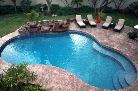 pool pics vinyl liner pools mountain pond bluewater swimming pools